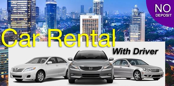 Jakarta Car Rental Tridima Travel Uk